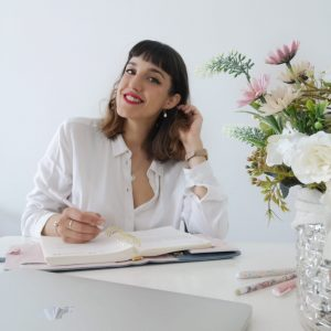 Mónica Lemos mentora de emprendedoras