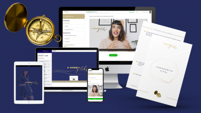 La Brujula de Oro - experta y libre programa online para emprender en salud y bienestar