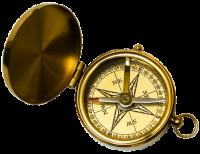 brujula de oro